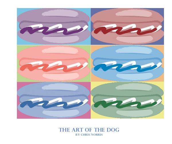 The Art of the Dog!
